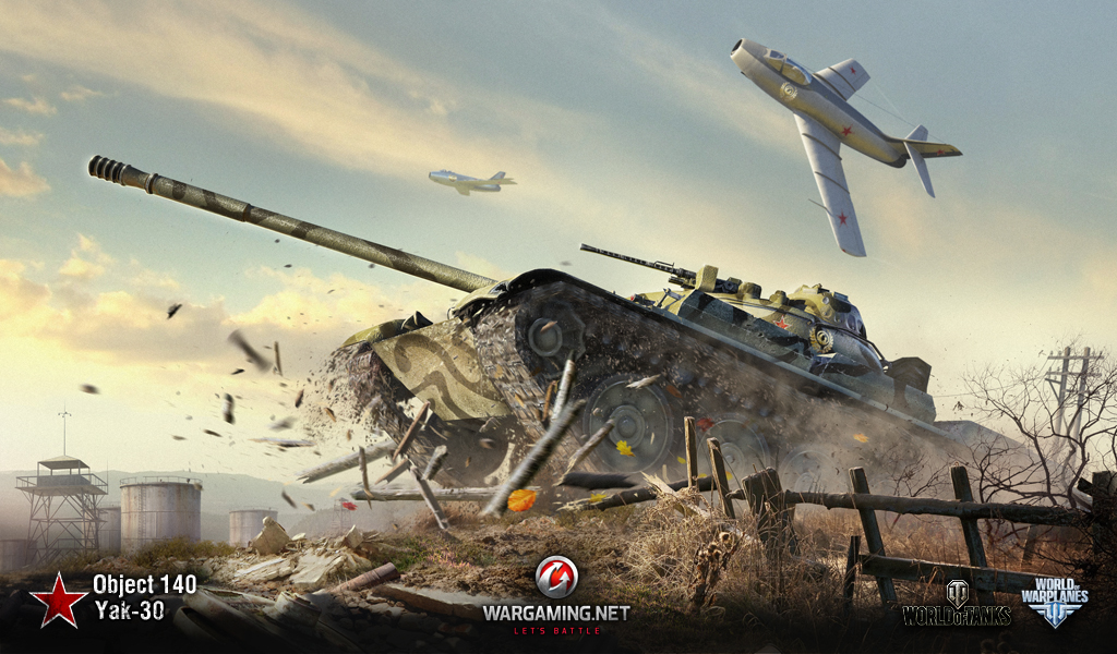 Desktop Wallpaper: October 2013 | World of Warplanes