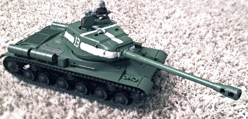 """IS-2 Model"" by asafn"
