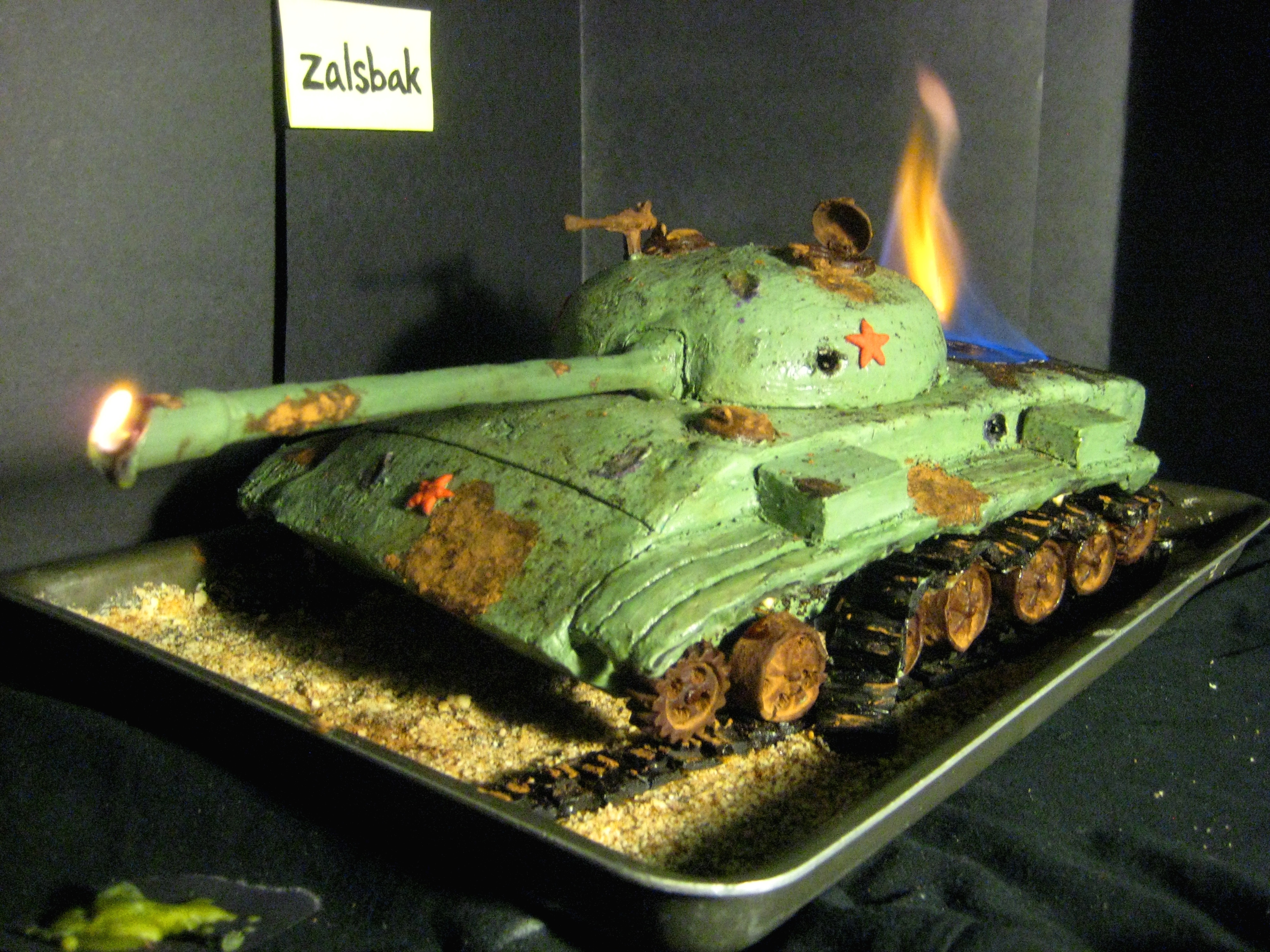 Tank Bake Off Winners Contests World Of Tanks