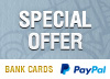 Carnival: Special Gold Offer for PayPal & Credit Card Users