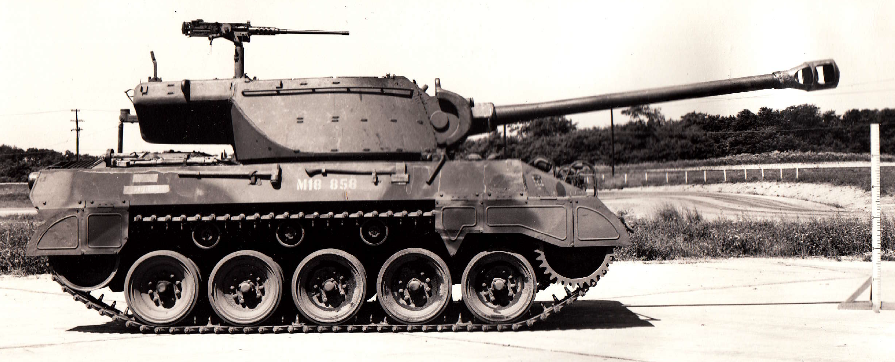 90mm Gun Motor Carriage M18 - The Chieftain's Hatch - World of ...