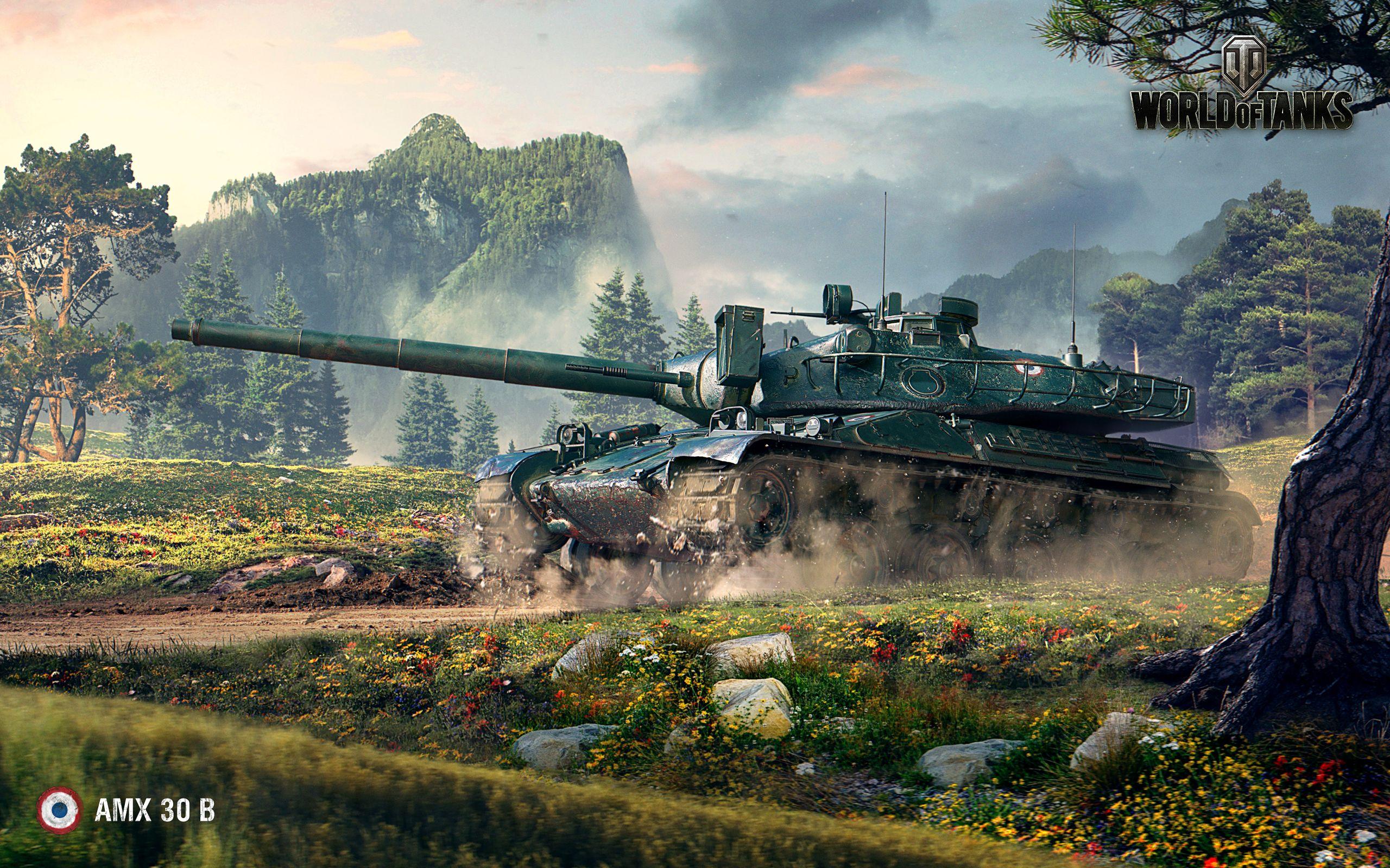 April Wallpaper News World Of Tanks