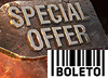Special Premium Shop Offer for Boleto Bancario Users