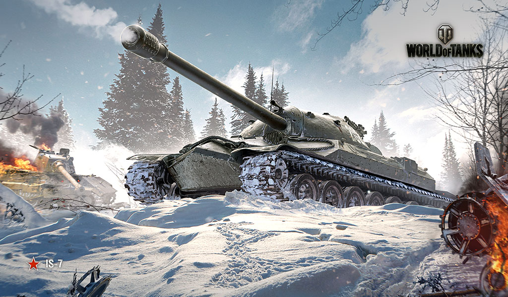 February 2015 Wallpaper | Tanks: World of Tanks media ...