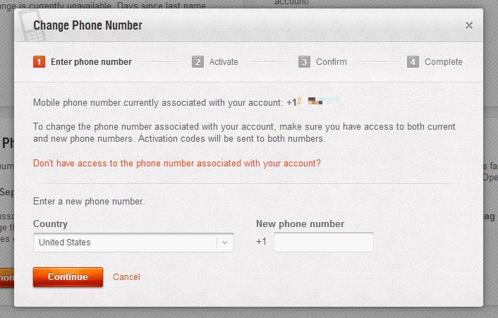 Binding an Account to a Mobile Phone | World of Warplanes