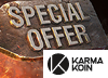 Premium Shop Special Offer for Karma Koin Users
