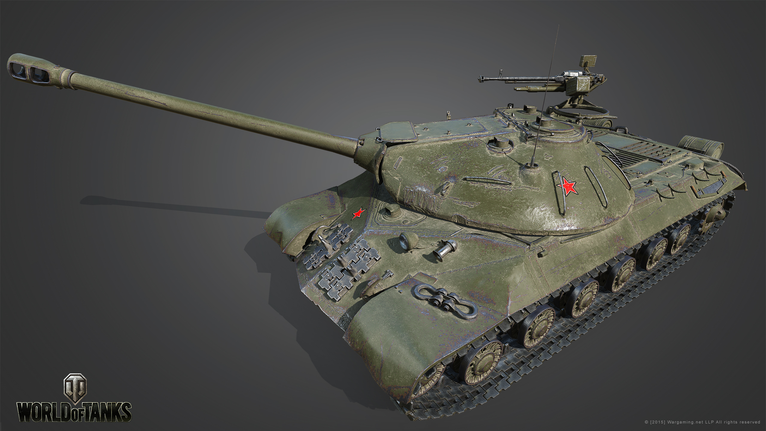 Bringing The Is 3 To Hd General News World Of Tanks