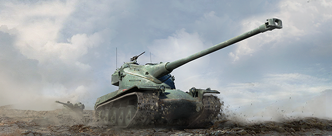 On Track To The Amx 50 B Game Events World Of Tanks