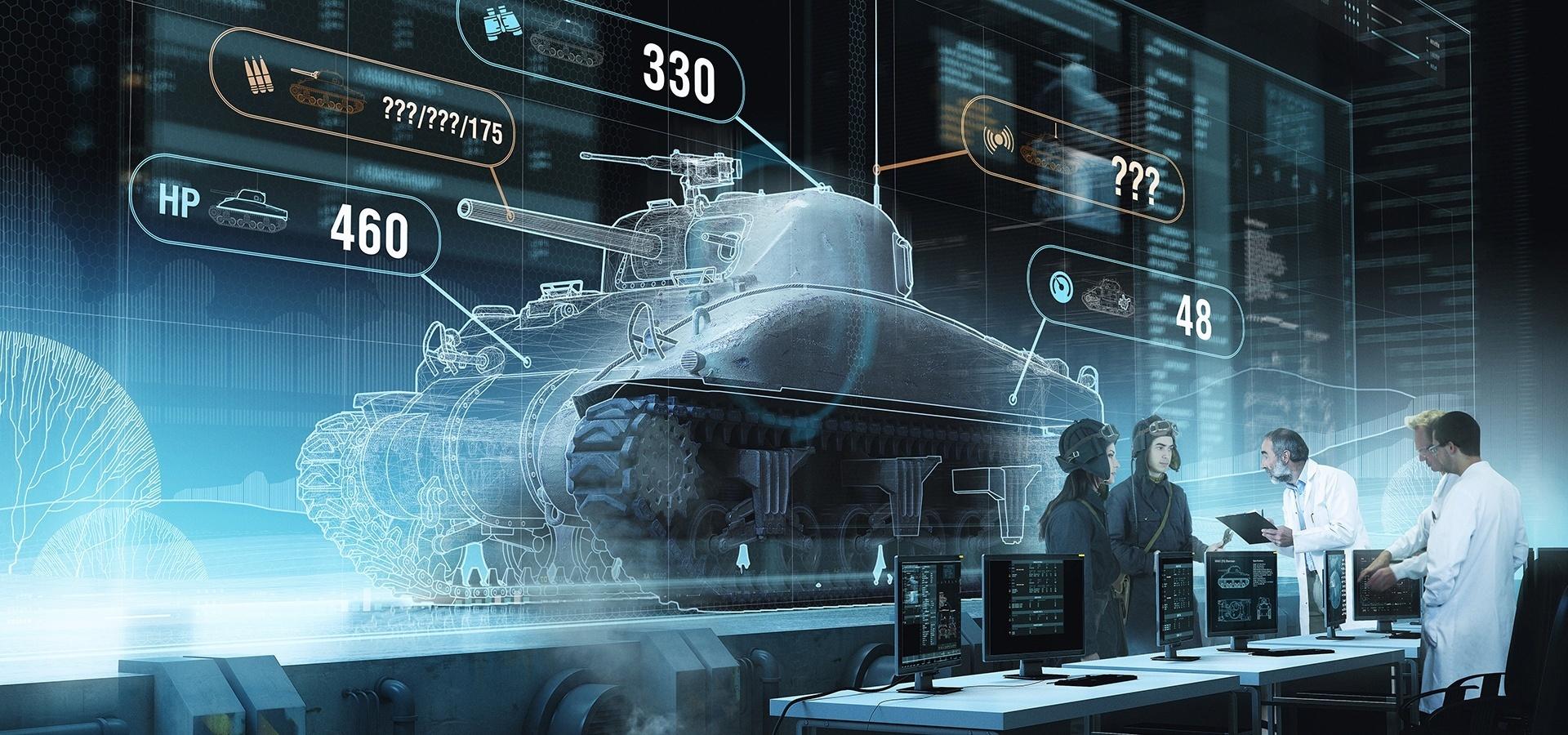 Sandbox Server | In Development for World of Tanks | World