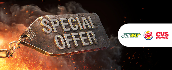 Premium Shop Special Offer for Gift Card Users | Premium Shop ...