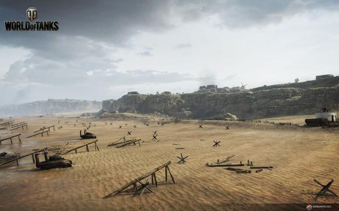 Sneak Peek Overlord Map News World Of Tanks