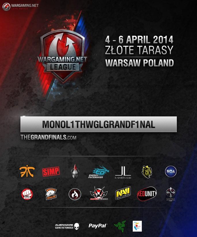WGLGRANDF1NAL | World of Tanks