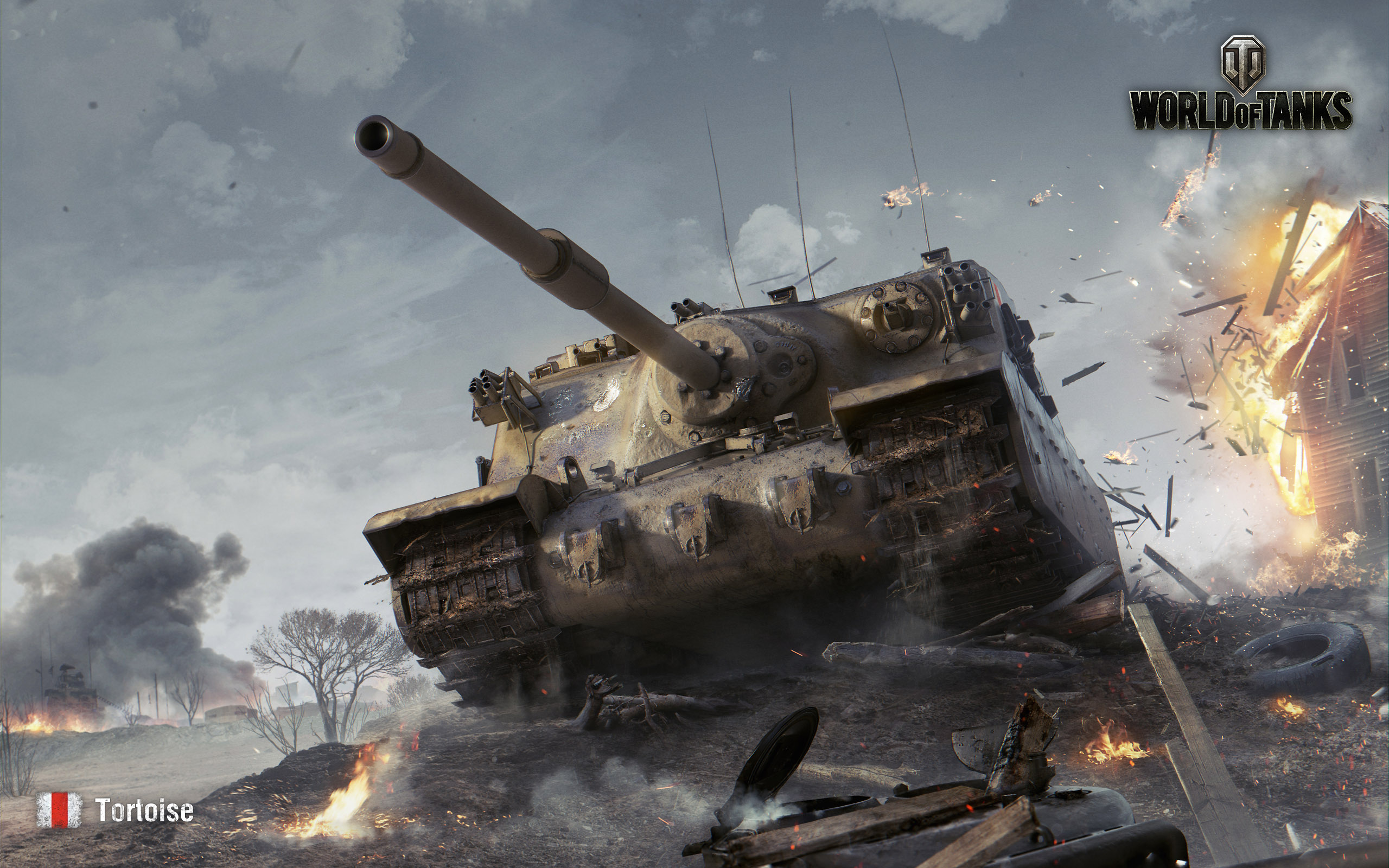 july 2014 wallpaper art world of tanks
