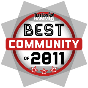 Best Community of 2011