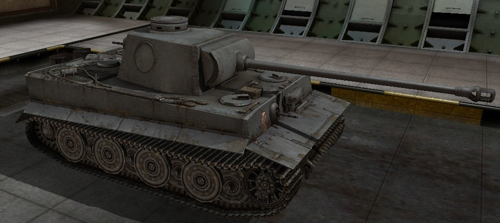 W.tiger World Of Tanks It seems to be a question