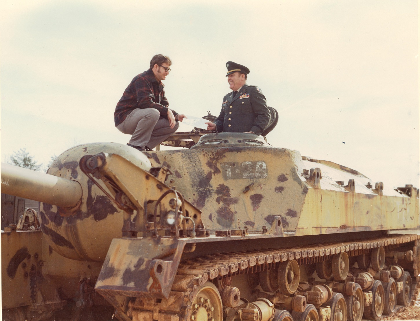 T28 Vs T95 The Chieftain S Hatch World Of Tanks