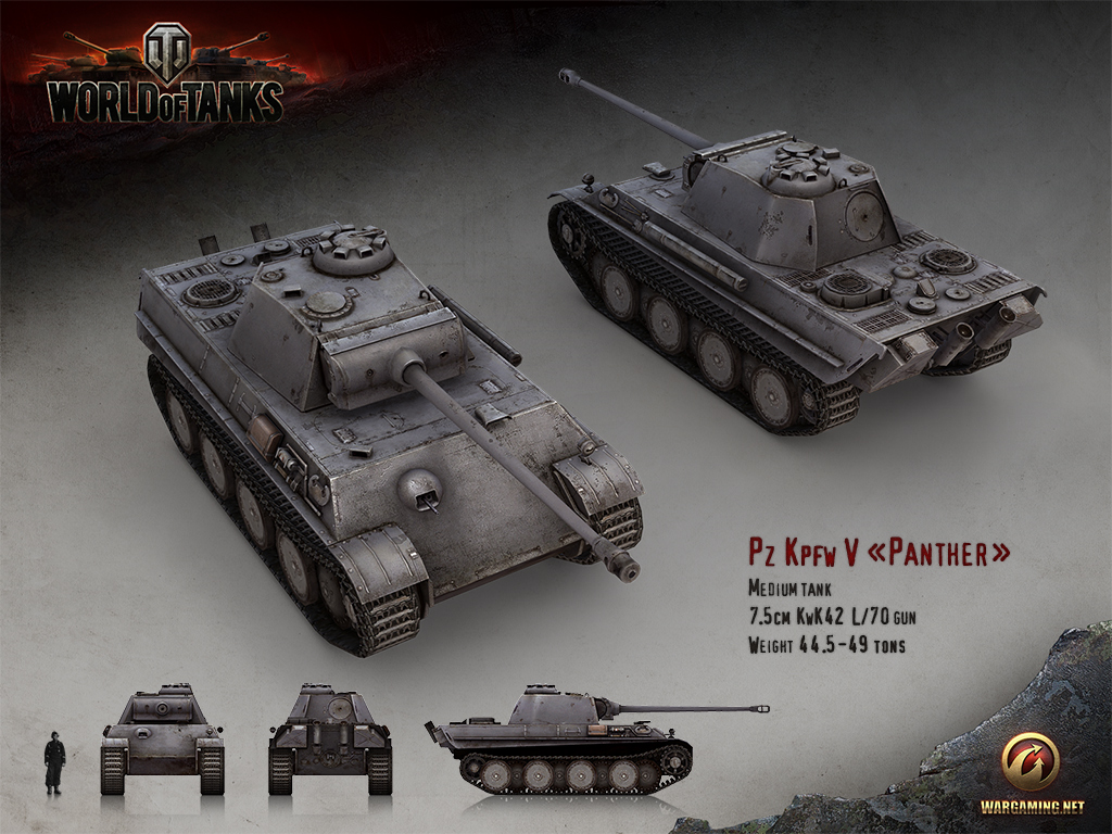 panther tanks world of tanks media best videos and artwork