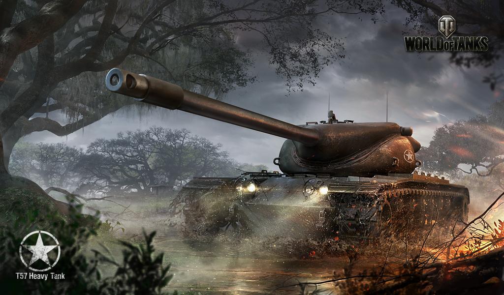 august 2013 wallpaper art world of tanks