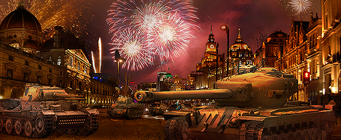 New Year Specials Central Game Events World Of Tanks