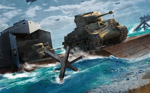 D-Day  Operation Overlord  UPDATE | Events | World of Tanks