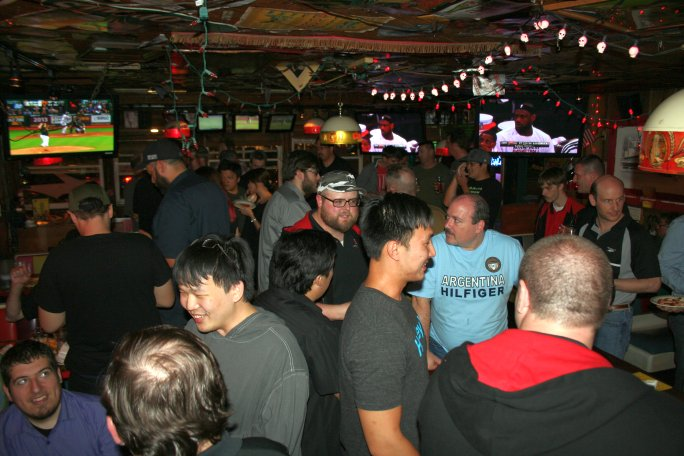 E3 2013 Player Gathering