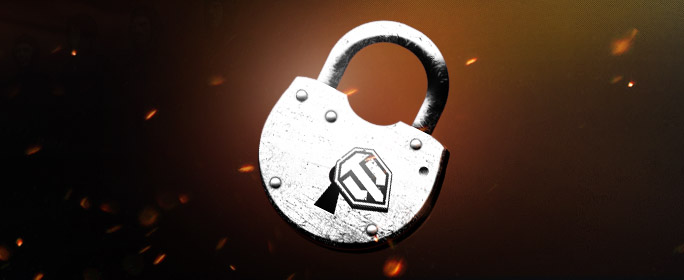 how to change your password on world of tanks